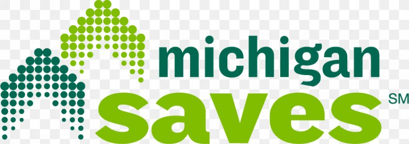 Michigan Saves Logo Finance Energy Works Michigan Brand, PNG, 867x307px, Logo, Area, Brand, Business, Contractor Download Free