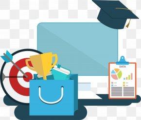 Online Education - Education Clip Art PNG