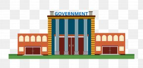 Government Building - White House Government Building Clip Art PNG