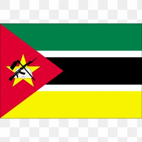 Flag - Flag Of Mozambique National Flag Gallery Of Sovereign State Flags PNG
