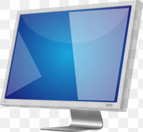 Lcd Screen Download Icon - Macintosh Desktop Computers Computer Monitors IMac Technology PNG
