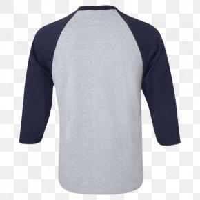 T-shirt - T-shirt Baseball Uniform Raglan Sleeve Jersey PNG