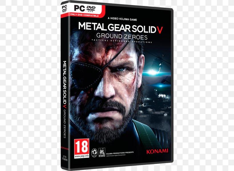 Hideo Kojima Metal Gear Solid V The Phantom Pain Metal Gear