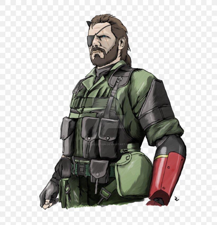 Metal Gear Solid V The Phantom Pain Deviantart Big Boss