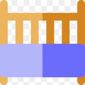 Bed - Diaper Infant Bed Icon PNG
