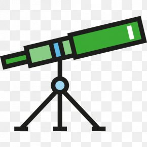 Science Fiction - Telescope PNG