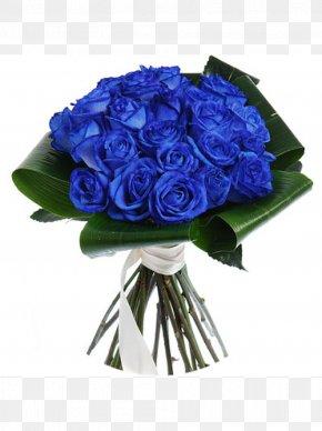 Flower - Flower Bouquet Blue Rose Garden Roses PNG
