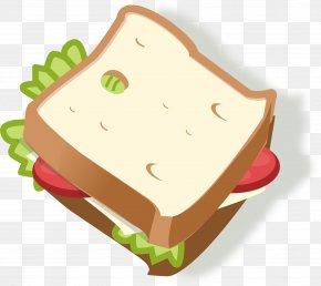 Breakfast Sandwich Cliparts - Tuna Fish Sandwich Tuna Salad Submarine Sandwich Ham And Cheese Sandwich PNG