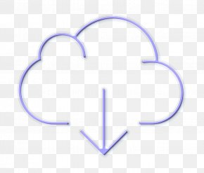 Symbol Electric Blue - Essential Set Icon Cloud Computing Icon Download Icon PNG