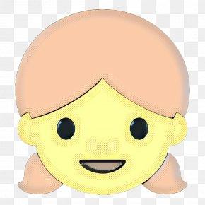 Emoticon Head - Emoticon Smile PNG