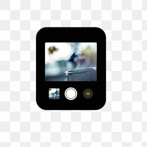 Camera Video Page - Apple Watch IPod Touch User Interface PNG