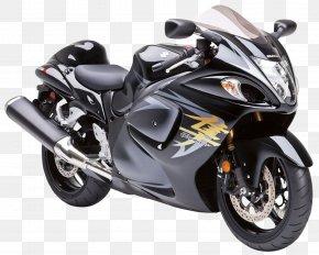 Suzuki Hayabusa GSX 1300 R Motorcycle Bike - Suzuki Hayabusa Motorcycle Sport Bike Suzuki GSX-R Series PNG