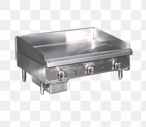 Heavy Machinery - Barbecue Griddle Cooking Ranges Countertop Kitchen PNG