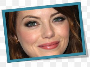 Emma Stone - Emma Stone Face Eye Hair Coloring Lip PNG