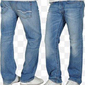 Jeans - Jeans Slim-fit Pants Denim Blue PNG