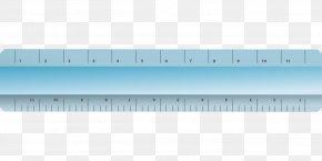 Measuring Instrument Rectangle - Ruler Office Ruler PNG