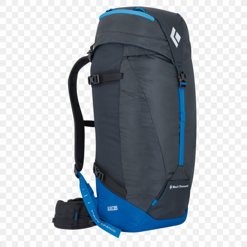 Backpack Black Diamond Equipment Black Diamond Anthem Backcountry Skiing Avalung, PNG, 1000x1000px, Backpack, Backcountry Skiing, Bag, Black, Black Diamond Equipment Download Free