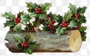 Ore Cliparts - Santa Claus Yule Log Tradition Paganism PNG