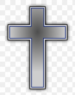 Steampunk Cross Cliparts - Christian Cross Clip Art PNG