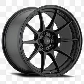 Wheel Rim - Custom Wheel Spoke Rim Technology PNG