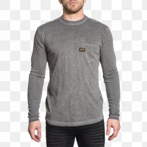 T-shirt - T-shirt Affliction Clothing Sleeve Hoodie PNG
