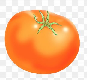 Vegetarian Food Cherry Tomatoes - Tomato Cartoon PNG
