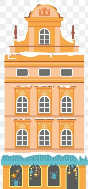 Building - House Apartment Building Clip Art PNG