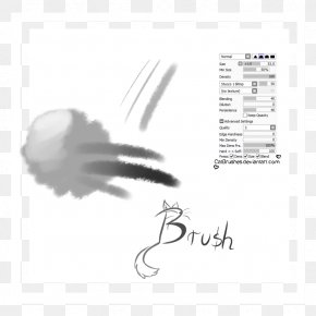 Paint Tool Sai Brushes - Calligraphy Paint Tool SAI Brush Painting PNG