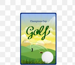Golf Material - Golf Ball Icon PNG
