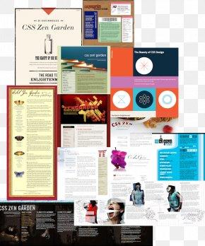 Web Design - Web Page CSS Zen Garden Web Design Page Layout PNG