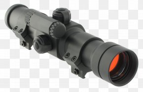 Scopes - Aimpoint AB Reflector Sight Red Dot Sight Hunting PNG