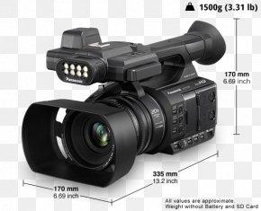 Camera Crane - Panasonic Camcorder Video Cameras Professional Video Camera PNG