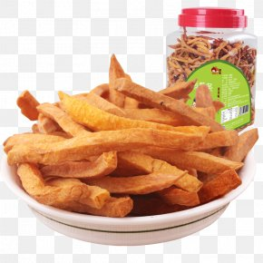 French Fries - French Fries French Cuisine Hamburger Potato Wedges Fried Chicken PNG
