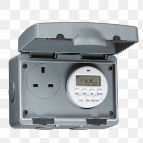 Timer - IP Code AC Power Plugs And Sockets Electrical Switches Residual-current Device Electrical Wires & Cable PNG