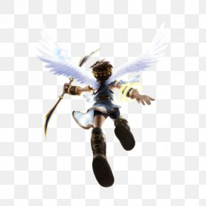 Kid Icarus Uprising - Kid Icarus: Uprising Kid Icarus: Of Myths And Monsters Super Smash Bros. For Nintendo 3DS And Wii U Super Smash Bros. Brawl PNG