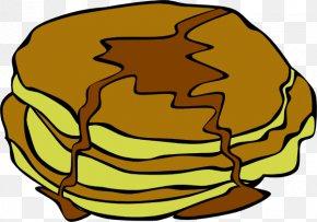 Panda Eating Cliparts - Pancake Hamburger Breakfast Clip Art PNG