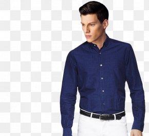 Dress Shirt - Dress Shirt Bespoke Tailoring T-shirt PNG