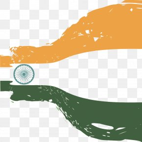 Vector India Independence Day - Flag Of India PNG