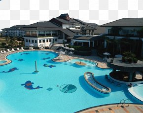 Beachfront Villa Swimming Pool - Swimming Pool Mosaic Glass Tile Ceramic PNG