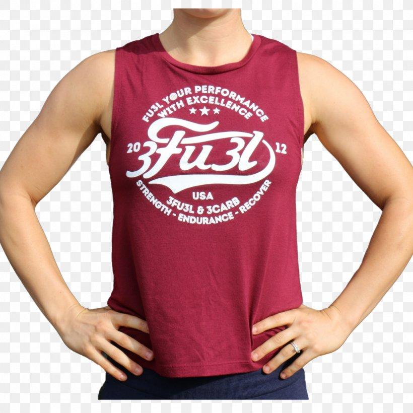 T-shirt Sleeveless Shirt Clothing Outerwear, PNG, 1024x1024px, Tshirt, Active Tank, Clothing, Gilets, Magenta Download Free
