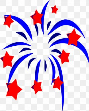 July 4 Cliparts - Fireworks Drawing Clip Art PNG