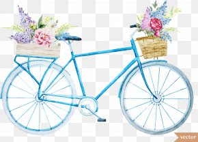 Vector Bike - Bicycle Drawing Stock Illustration Stock Photography PNG