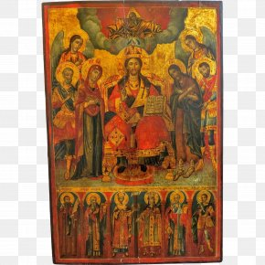 19th Century Religion Russian Icons Eastern Orthodox Church Icon PNG