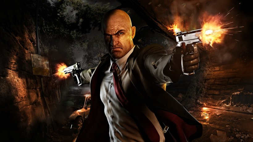 Hitman Absolution Hitman Codename 47 Agent 47 Video Game Png
