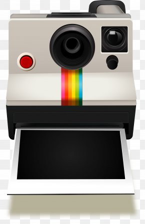 Polaroid Cameras - Instant Camera Photography PNG