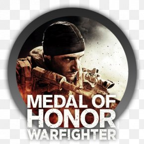 Medal Of Honor: Warfighter Xbox 360 Video Game PNG