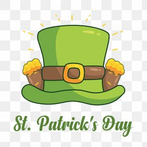 St. Patrick's Day Vector Material Element - Saint Patricks Day Clip Art PNG