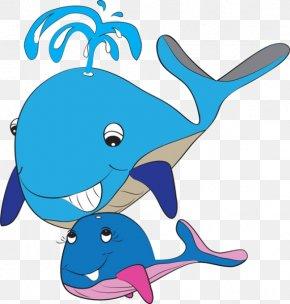 Cartoon Dolphins - Cartoon Royalty-free Illustration PNG