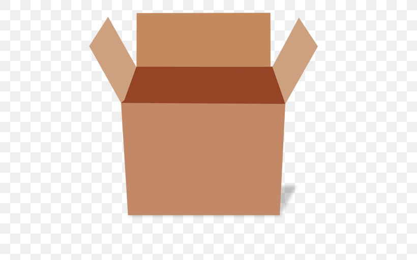 Box Cardboard, PNG, 512x512px, Box, Animation, Brown, Cardboard, Cardboard Box Download Free