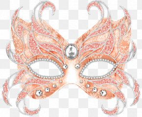 Mask - Mardi Gras In New Orleans Mask Carnival Clip Art PNG